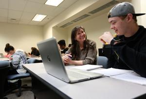 Casper College enrollment continues slump, but officials hope to break even