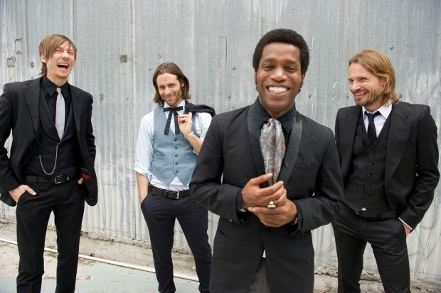 Vintage Trouble to play Magic City Blues Festival