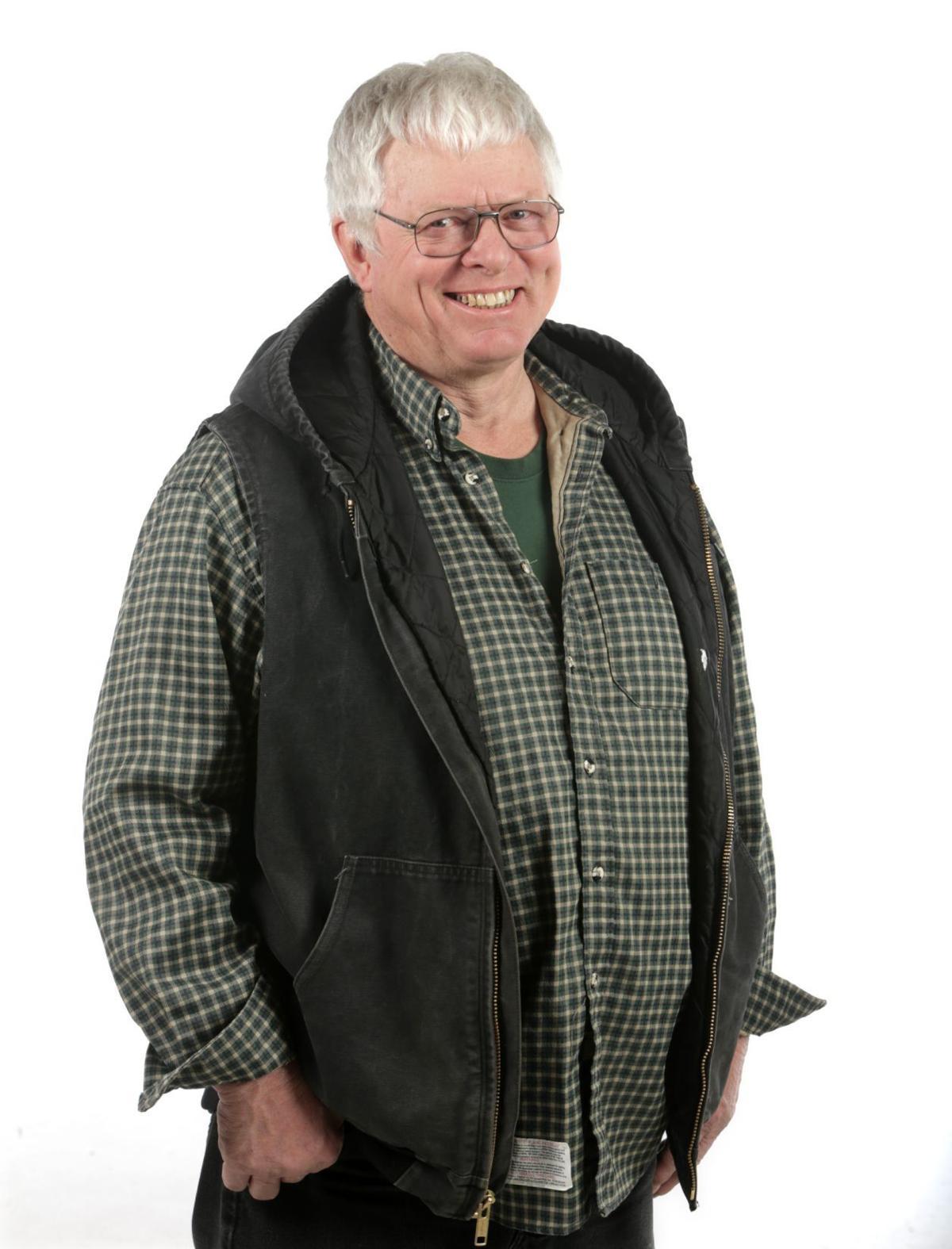 Vietnam veteran Tom Schumacher