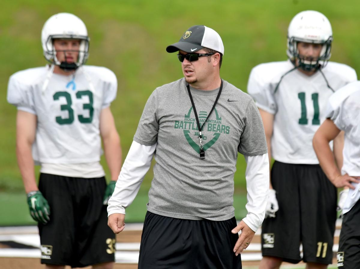 Coach Jason Petrino