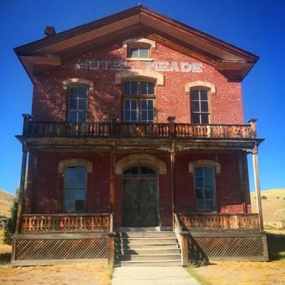 Experience the gold rush era at Bannack State Park