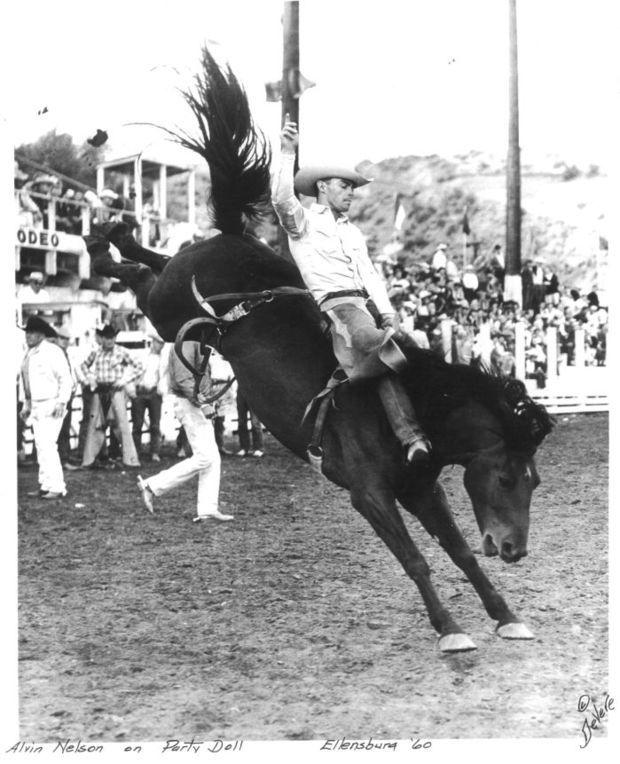 Rodeo Cowboy Legend Alvin Nelson Dies In Minnesota