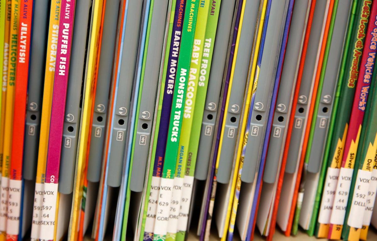 Vox books