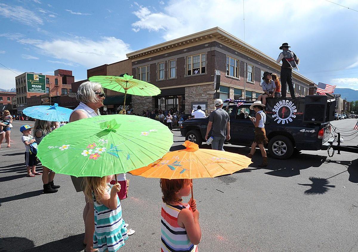 Livingston Rodeo Parade