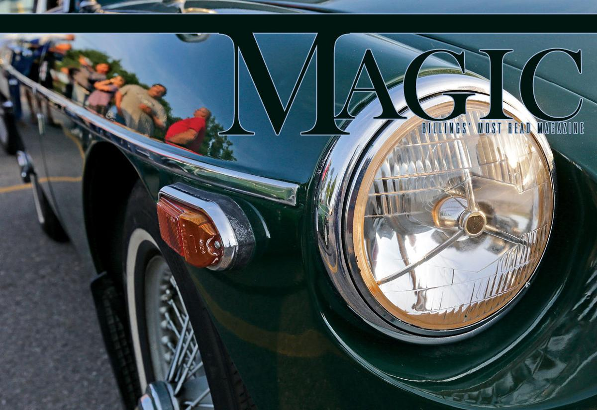 Full Throttle: Vintage foreign cars cruise the Magic City