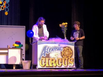 Atomic Circus Photo MSUB
