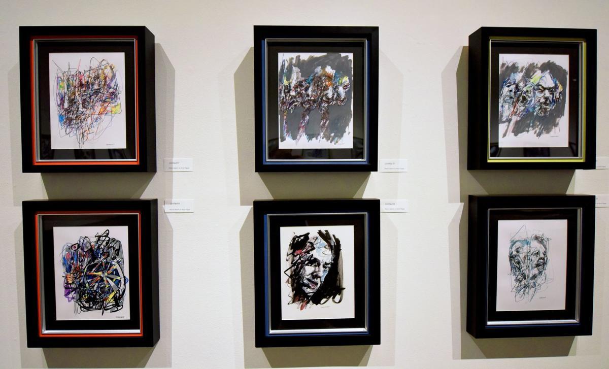 Michel Desrochés at Yellowstone Art Museum