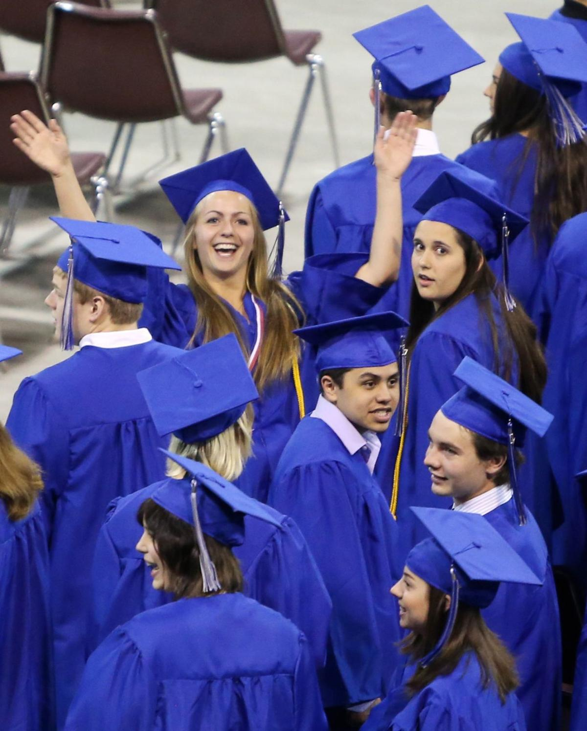 Skyview High graduation