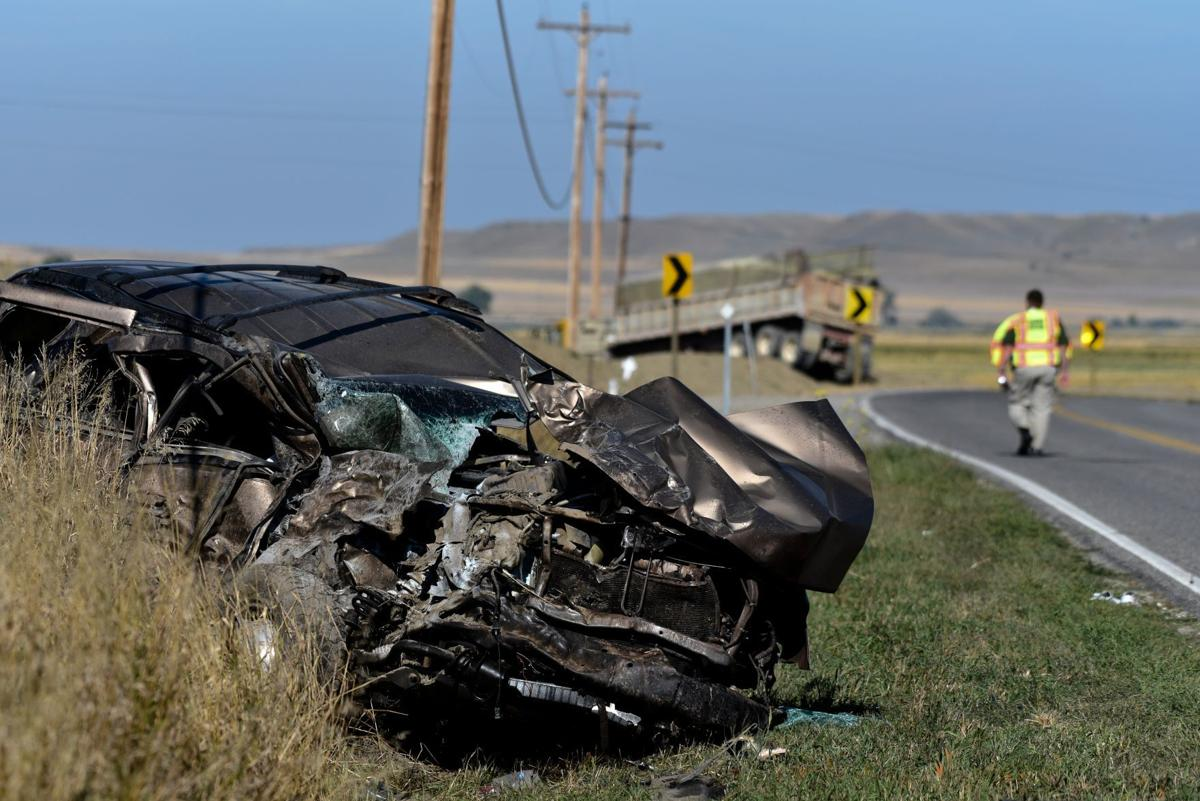 Teen seriously injured Saturday in head-on collision on Old U S  10
