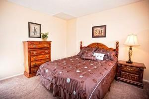 Castlerock Apartments - Bedroom