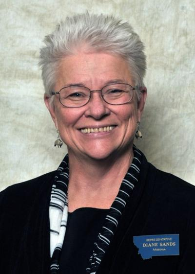 Rep. Diane Sands, D-Missoula