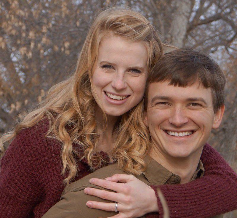 Kaylee Bradford and Drew Thompson
