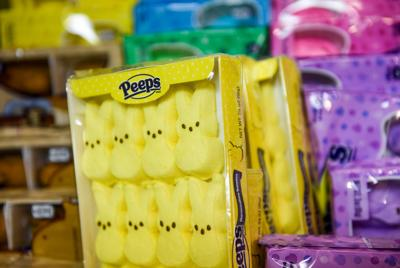 Peeps are back with a vengeance
