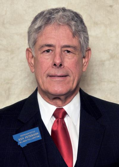 Rep. Ken Peterson, R-Billings