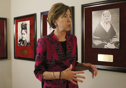 State exhibit to highlight successes of women in law