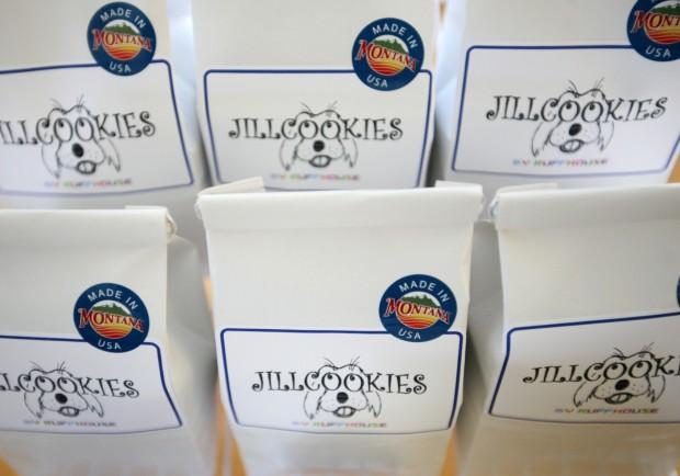 Bags of Jillcookies