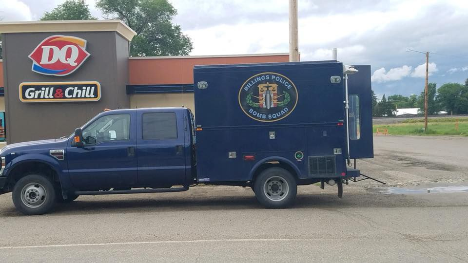 Possible explosive brought to sheriff's office in Forsyth