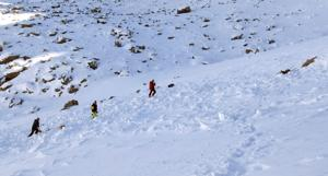 Avalanche victim, avid mountain climber Inge Perkins is remembered for striking balance in life