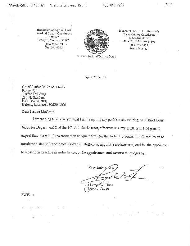 District court judge george w huss resignation letter download pdf district court judge george w huss resignation letter spiritdancerdesigns Choice Image