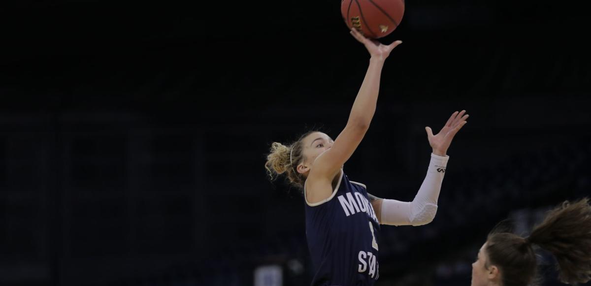 Montana State Bobcats women's basketball 4 (copy)