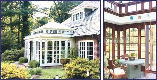 Sunrooms, Conservatories Provide Added Living Space, Free Solar Heating