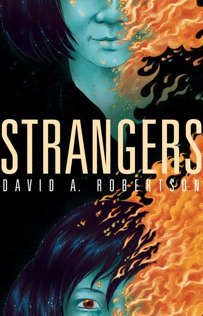 "High Plains Book Awards Finalist: ""Strangers"""