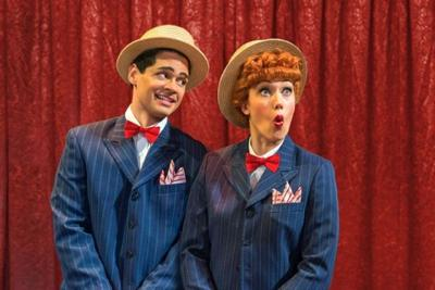 """""""'I Love Lucy' — Live On Stage"""""""