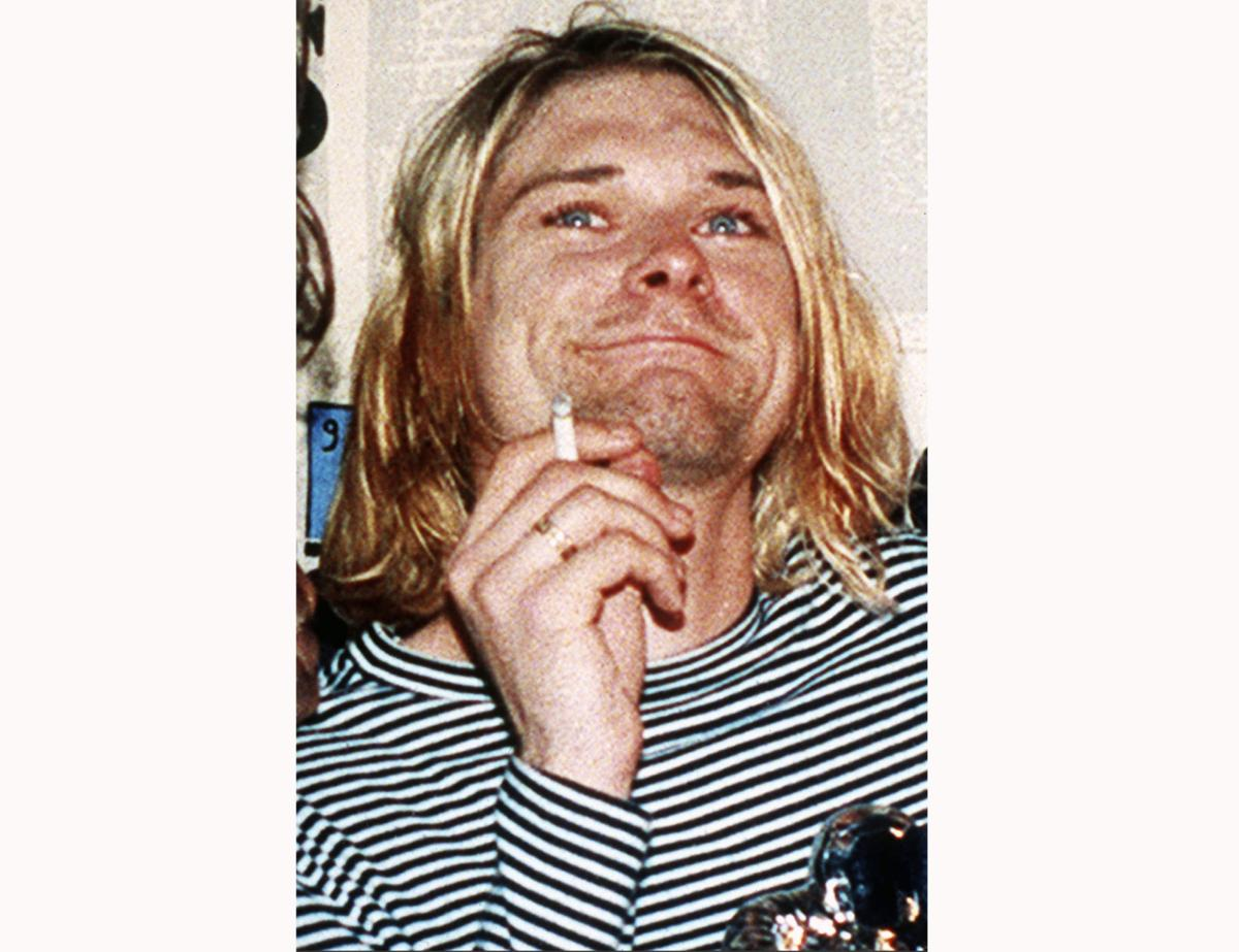 Kurt Cobain-Auction