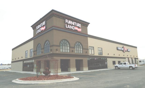 Construction Zone: New Location Is Just The Right Fit For Furniture Land USA