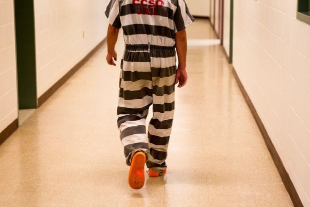 State prisons approaching maximum limit | Wyoming News