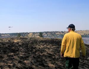 Sage Hill Fire