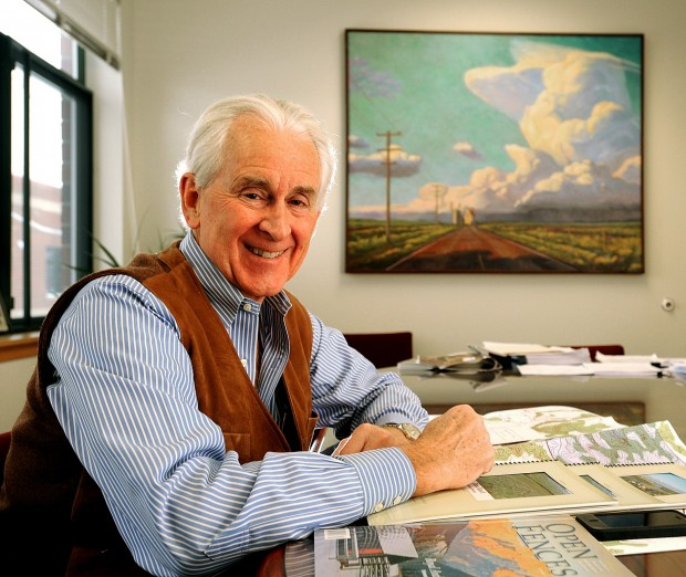 Jim Taylor brokers the sale of ranch properties