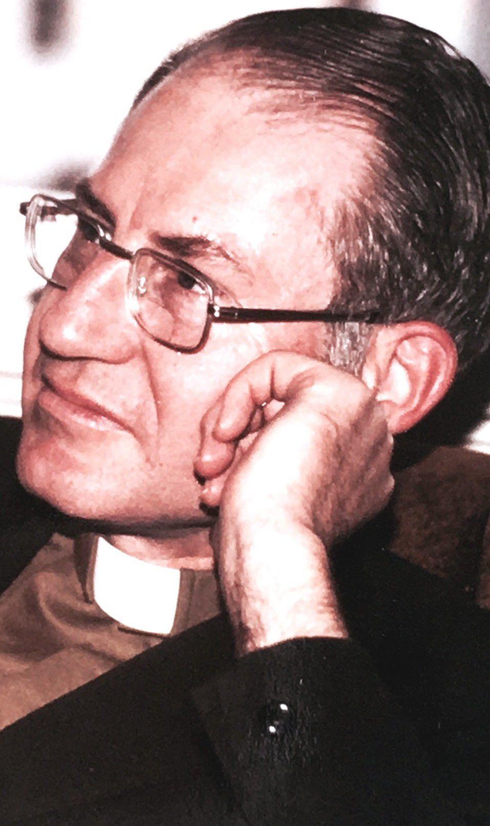 Reverend Raymond J. Nyquist