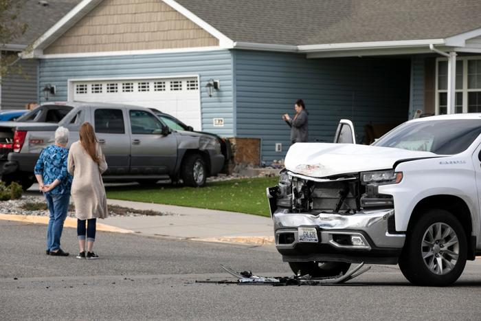 Car crashes into home in Billings' Heights