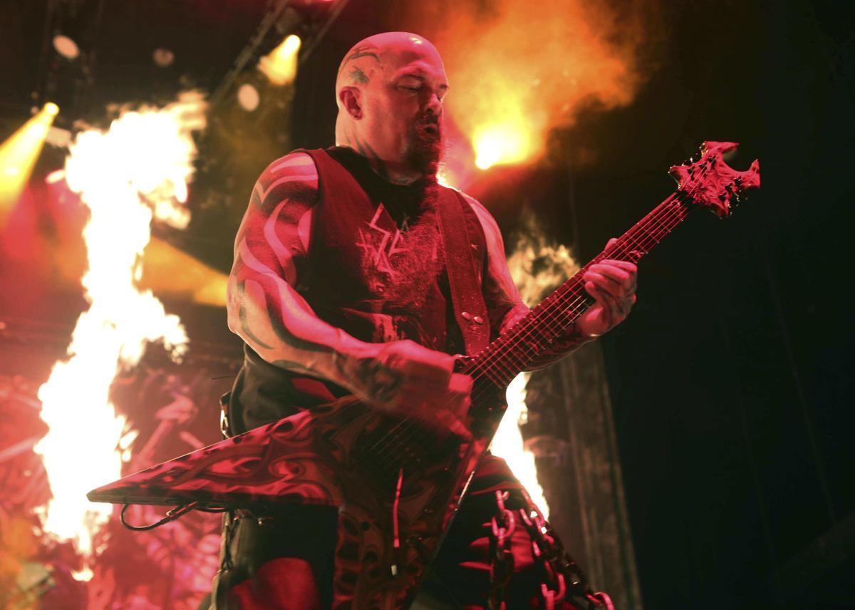 Slayer In Concert - Atlanta