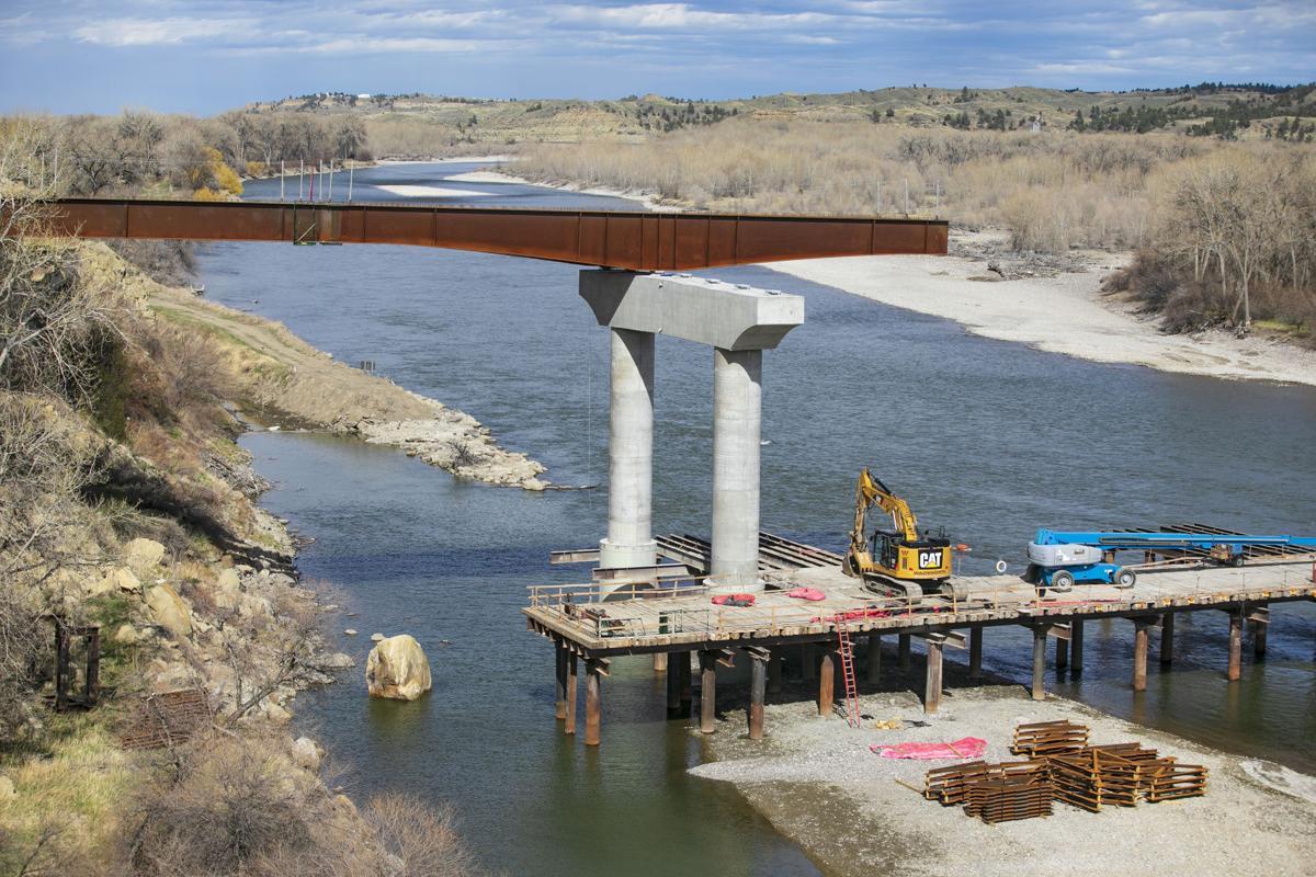 Yellowstone River Bridge