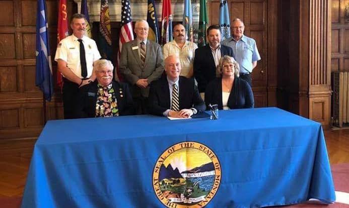HB264 bill signing