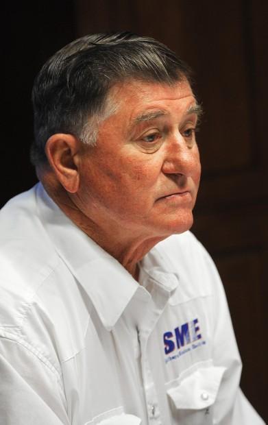 Southern Montana Electric board president Bill FitzGerald