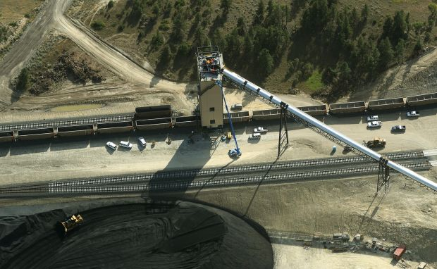 Signal Peak coal