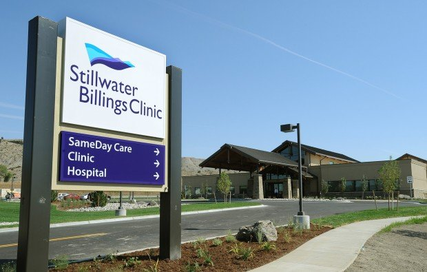 The new Stillwater Billings Clinic had an open house for the community