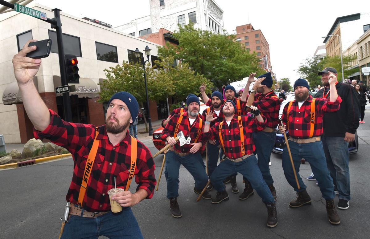 Team Lumberjack