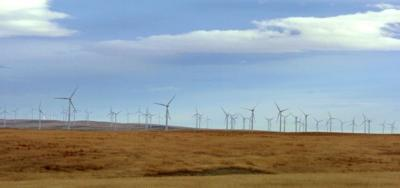 Rim Rock wind farm