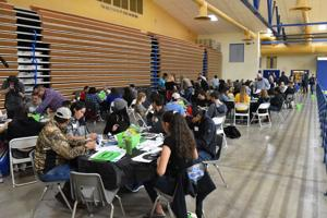 Hardin students partner with other Montana schools to create project combating stereotypes