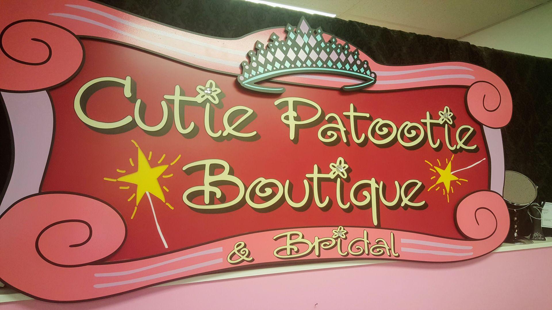 Cutie Patootie Boutique Prom Dresses