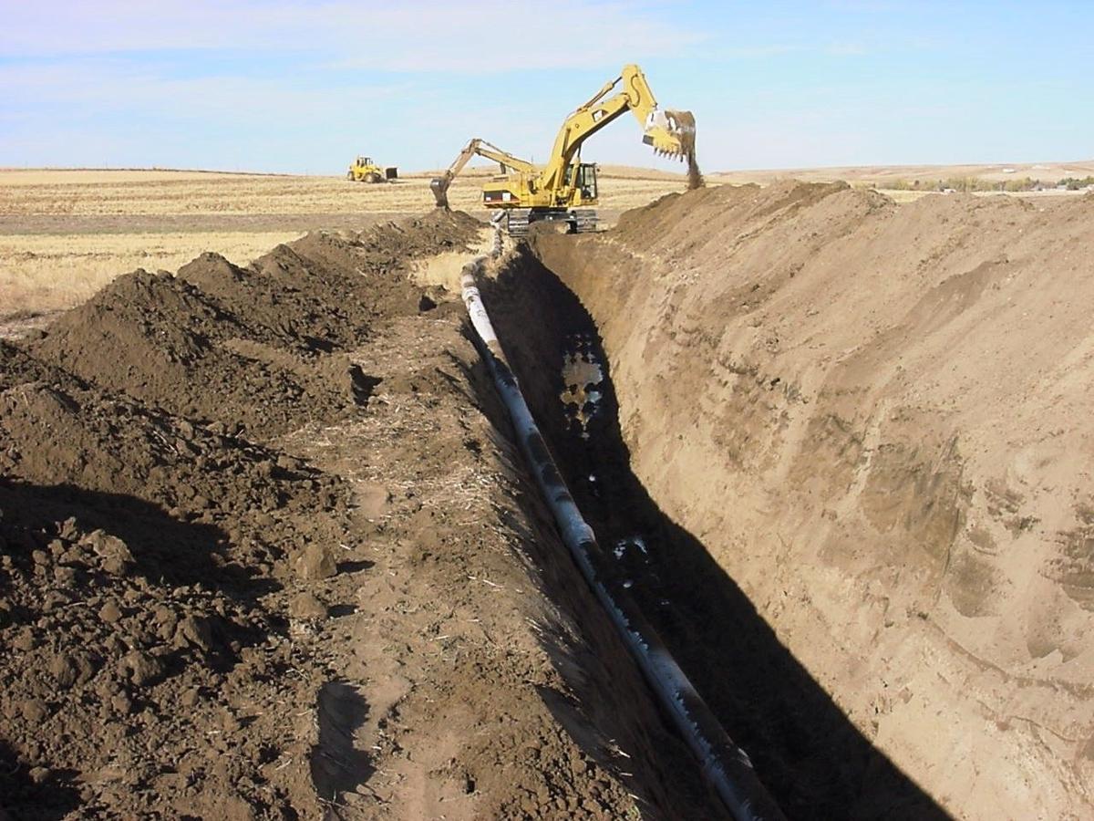Mainline construction
