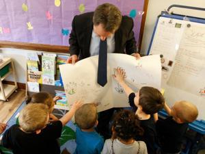 Report: More Montana kids were prepared for kindergarten with public preschool