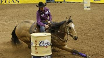 Lockhart Wasting No Time At This Year S Nfr Rodeo News