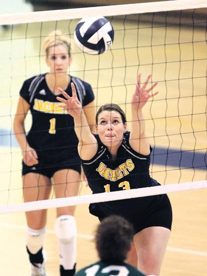 MSUB's Jessica Lechner set to switch gears from volleyball to music