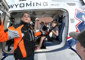 Wyoming attorneys, labor officials raise concerns about air ambulance legislation