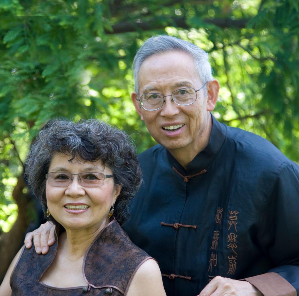 Leon and Angela Yuan